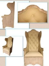 1000+ ideas about Throne Chair on Pinterest | Gothic, King ...