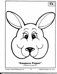 Kangaroo puppet 2/2