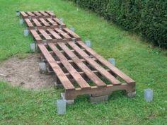 Wir Zeigen Ihnen Eine Einfache Holzunterstand Bauanleitung Mit Der Sie Ihr Kaminholz Trocknen Und