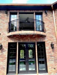 1000+ ideas about Wrought Iron Railings on Pinterest