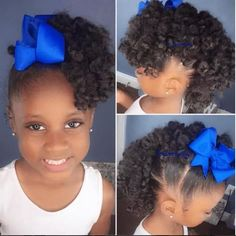 Natural Hair Updo Blown Out And Wanded Tamedtresses Com