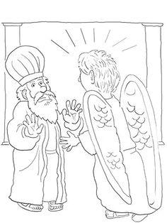 1000+ images about Dec9 Zacharias, Elisabeth, birth of