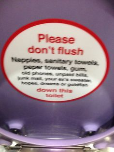 1000 images about toilet notices on Pinterest  Toilets