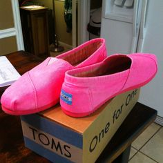 Cutest TOMS ever!