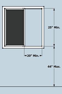 Superb Bat Egress Windows About Interior Home Remodeling
