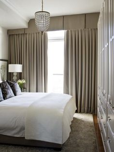 Sheer Curtain In The Front And Blackout Drapery Behind Them Great Way To Have Light But Still