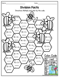 Division, Equation and Fun activities on Pinterest