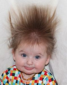 Cute Funny Kids Hairstyle!wig!! Funny Hair Styles Pinterest