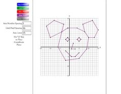 Halloween Math Coordinate Graphing Ordered Pairs: Zombie