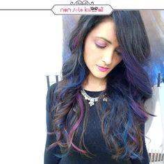 l oreal hair chalk on pinterest hair chalk dark hair and news