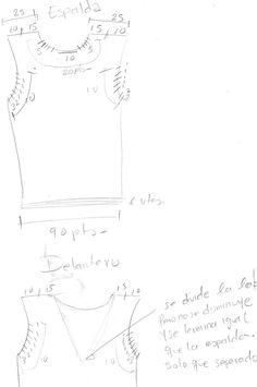 TRICO y CROCHET-madona-mía: Vestido de bautizo para niñas