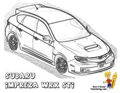 1000+ images about Cool Super Car Coloring Pages on