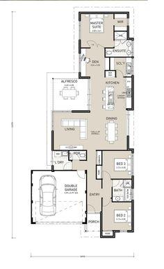 House Plans Narrow Block Brisbane Plans Home Plans Ideas Picture