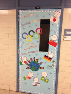 Classroom door, Classroom and The gold on Pinterest