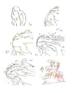 Drawing/Animating Water, Smoke, Fire, Weather and Other