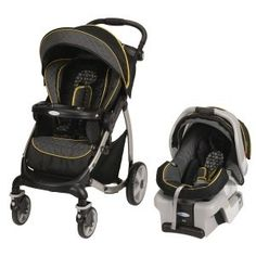 Graco Laura Ashley Stroller Car Seat Combo