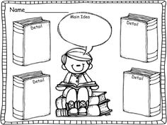1000+ images about First Grade-Main Idea on Pinterest