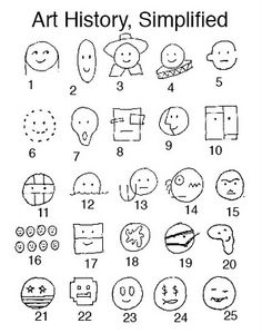 1000+ images about Art Ed Handouts/Worksheets on Pinterest