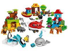 le tour du monde amazon com lego duplo around the world toys games