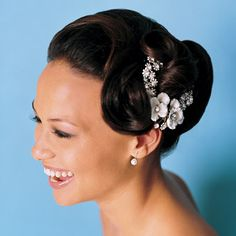 43 Black Wedding Hairstyles For Black Women Strapless Dress