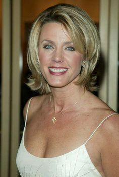 Deborah Norville Haircut Deborah Norville During Jewelry