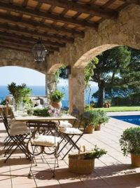 Motorized retractable screens for porches, patios and