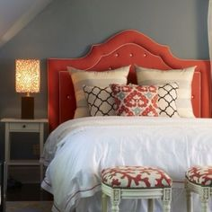 Dressing A Bed On Pinterest King Beds Traditional