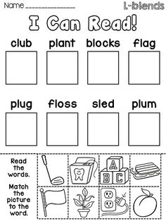R CONSONANT BLENDS (BR, CR, DR, FR, GR, PR, TR) Sorting