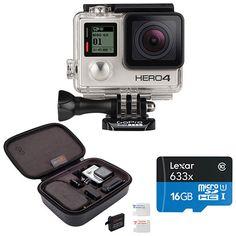 gopro hero sports camera with