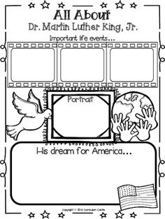 Rosa Parks {Timeline} for Kindergarten and First Grade