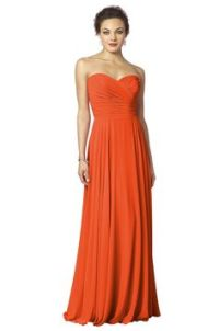 1000+ ideas about Tangerine Bridesmaid Dresses on ...