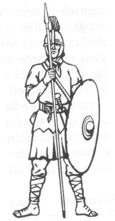 Roman, Helmets and Templates on Pinterest