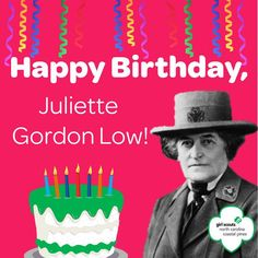Scouts, Happy birthday and Girls on Pinterest