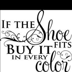 High Heel Shoe funny sayings and shoe quotes from www