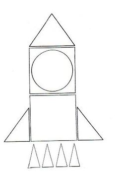 Printable templates, Rocket ships and Templates on Pinterest