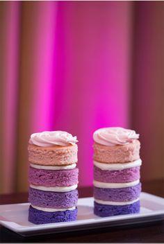 ombre desserts via S