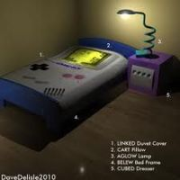 1000+ images about Geek- Bed Rooms on Pinterest | Super ...