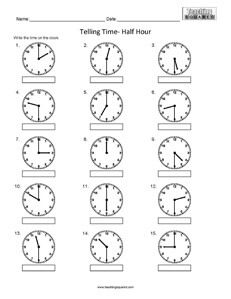 Practice telling time with the Cat in the Hat! This is a