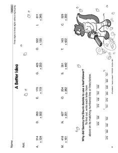 math worksheets for kids multiplication division facts 2