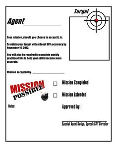 1000+ images about Mission Possible on Pinterest