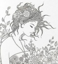 1000+ images about Adult Coloring pages\ideas on Pinterest