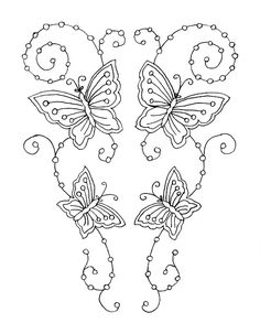 Embroidery patterns, Embroidery and Hand embroidery on