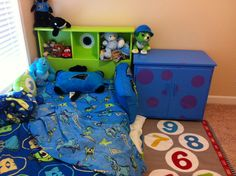 Monsters Inc Inspired Bed Room Vinyl Polka Dots And Eye Ball On Re