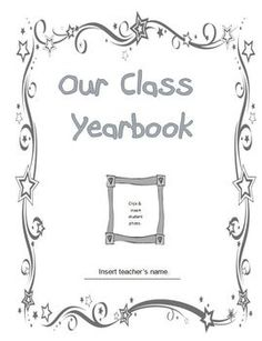 1000+ images about 5th grade Yearbook Ideas on Pinterest