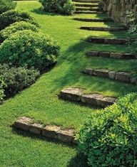 hill landscaping