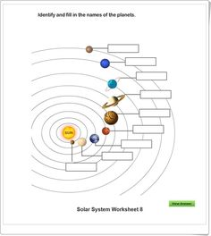 Check out our Solar System Crossword Puzzle! Read the