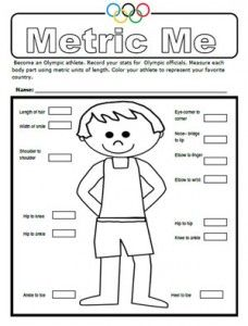 Teaching measurement, Book and Lesson plans on Pinterest