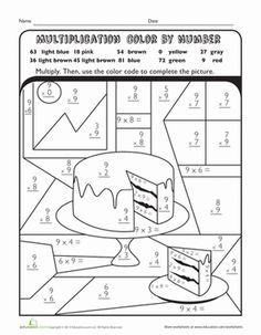 math worksheets 3rd grade multiplication 2 3 4 5 10 times