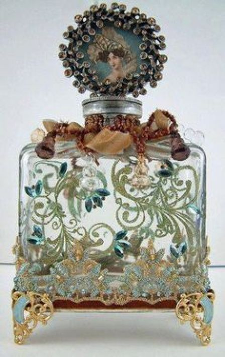 decor bottle ♥✤ | Keep the Glamour | BeStayBeautiful