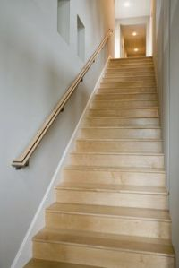 How to Decorate an Enclosed Staircase | Stains, Creative ...